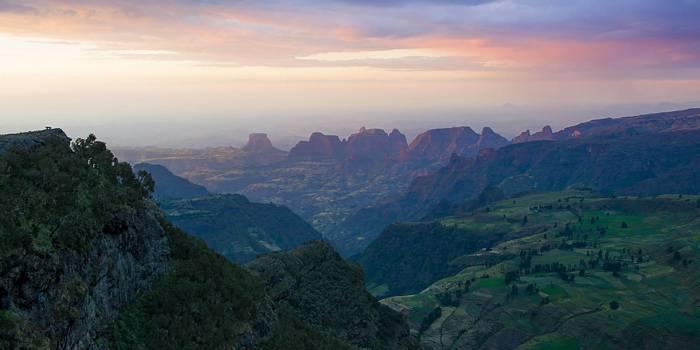 Ethiopien-Simien