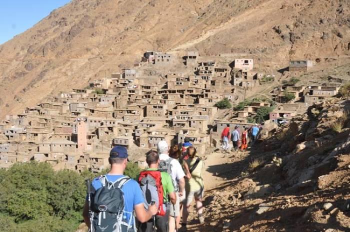 Toubkal-trekking