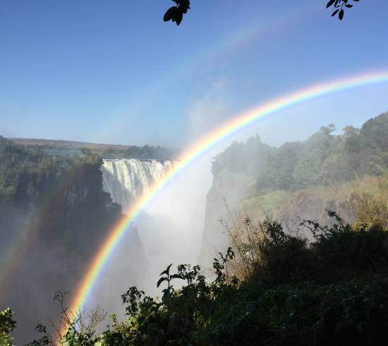 Victoria Falls by