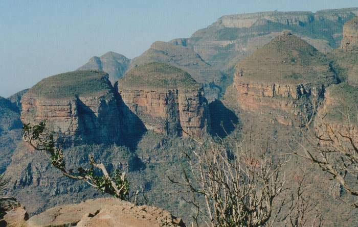 Panoramaruten, Blyde River Canyon