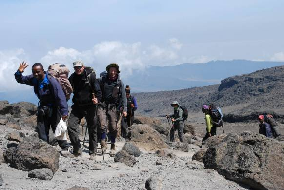 Kilimanjaro vejledning