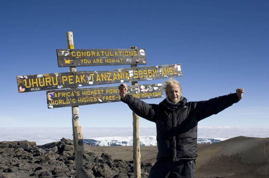 Kilimanjaro bestigning