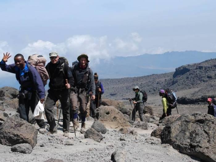 Rejse til Kilimanjaro