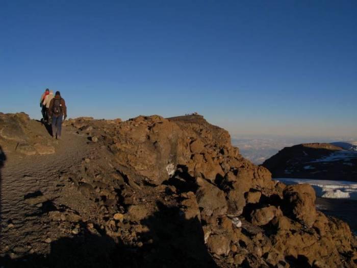 Barranco-Wall-Kilimanjarorejse