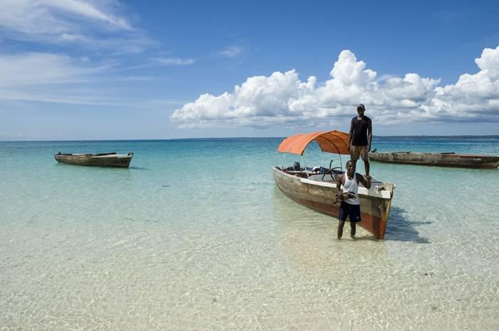 Zanzibar udflugter