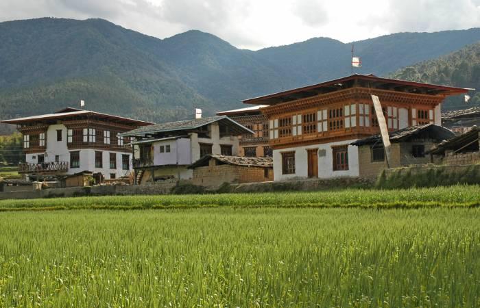 Trongsa-Bhutanrejse
