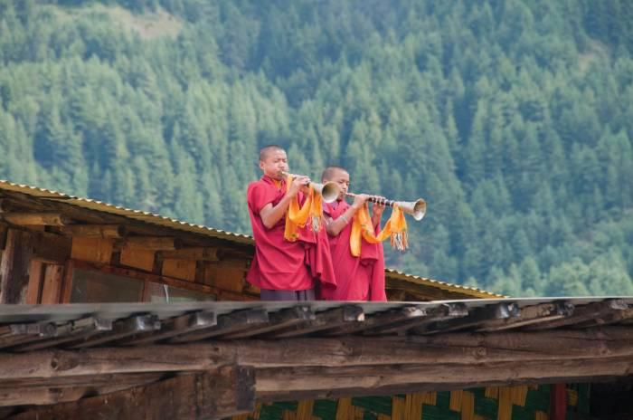 Trongsa til Bhumtang Bhutanrejse