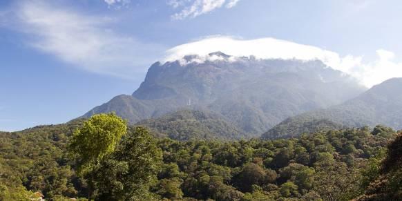 Mount Kinabalu bestigning