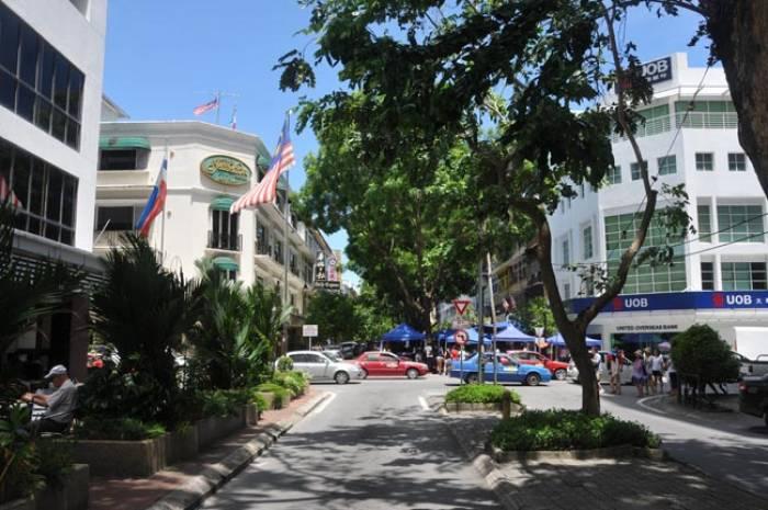 Sabah hovedstad, Kota Kinabalu