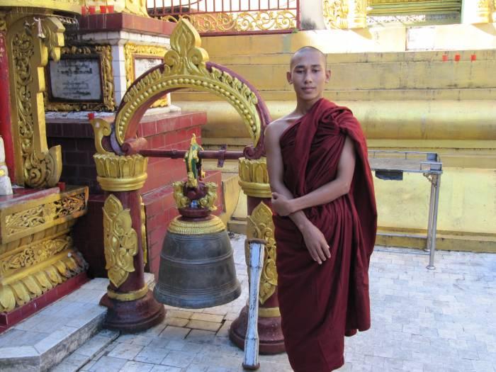 Ankomst tempel