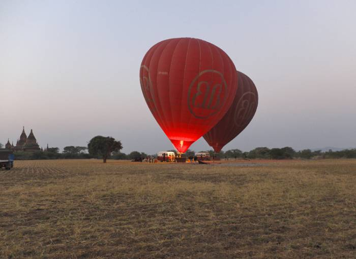 Bagan-Burma