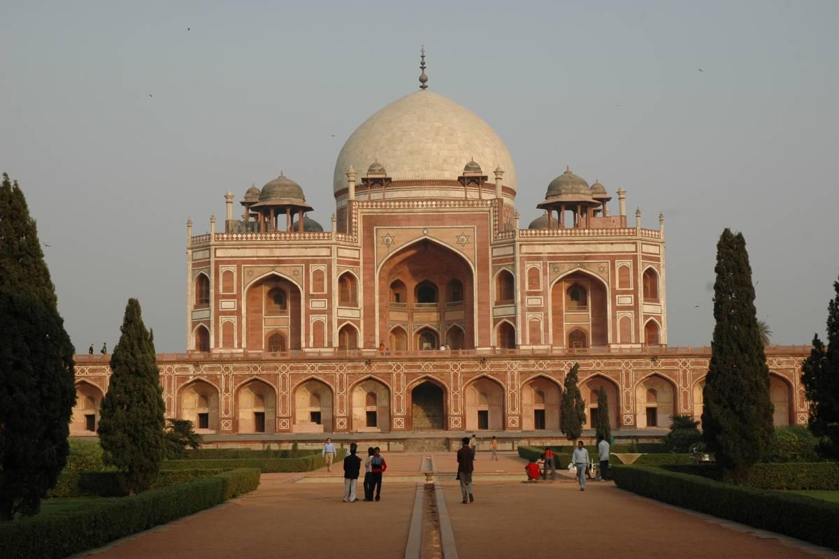 Fantastisk rejse til Indien