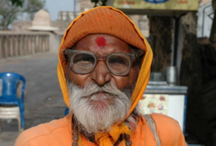 Babaji-Sadhu-Hellig-mand-Indien