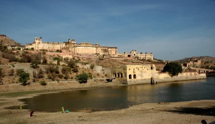 Kiplings-Indien-Amber-Fort