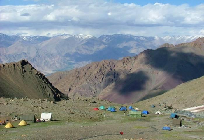 camp-i-Markha-dalen