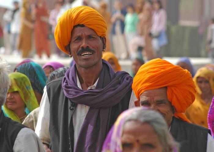 Delhi rundtur