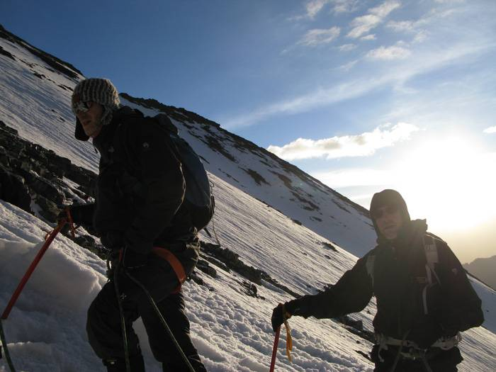 Bestigning af Stok Kangri 6.153 meter