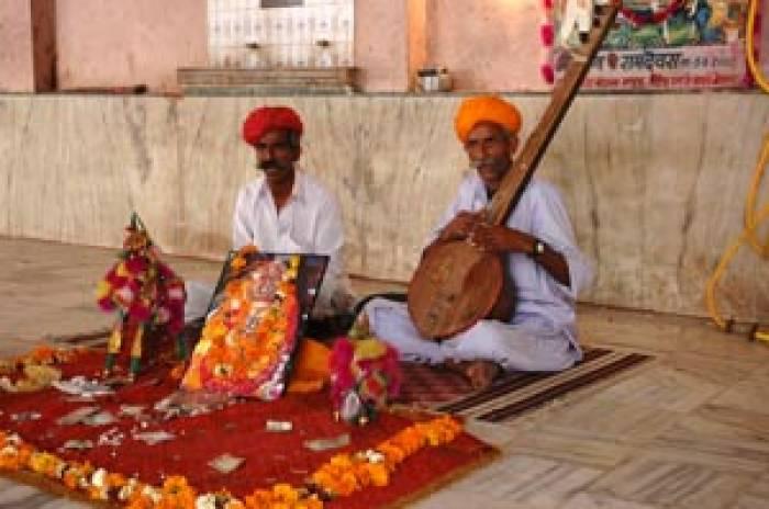 Jaipur - den lyserøde by