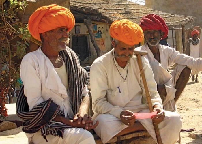 Den glemte kongeby Fathepur Sikhri til Agra