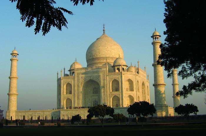 Taj Mahal til Goa
