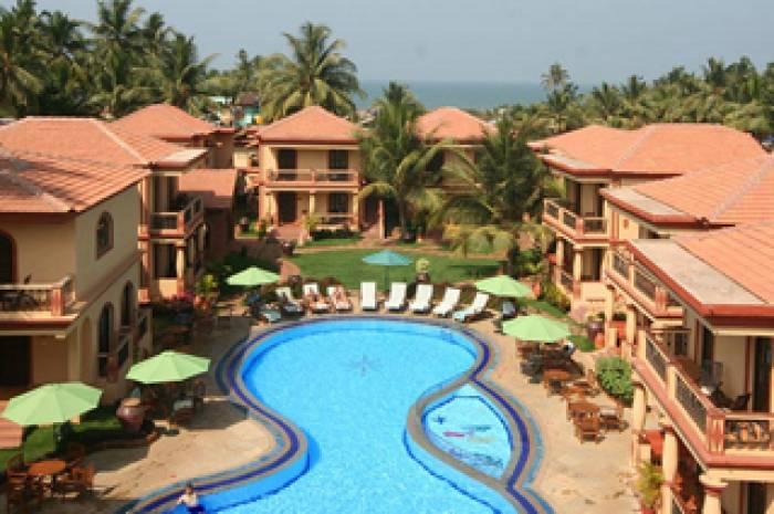 Goa strand