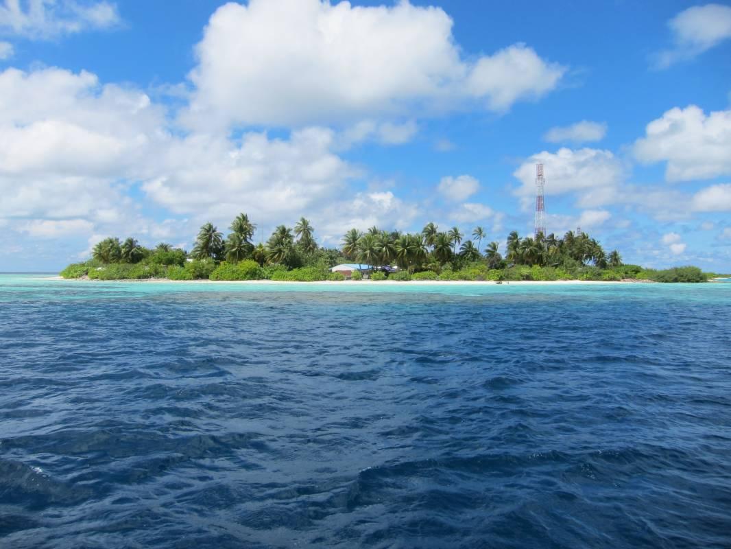 Maldiverne på økonomiklasse