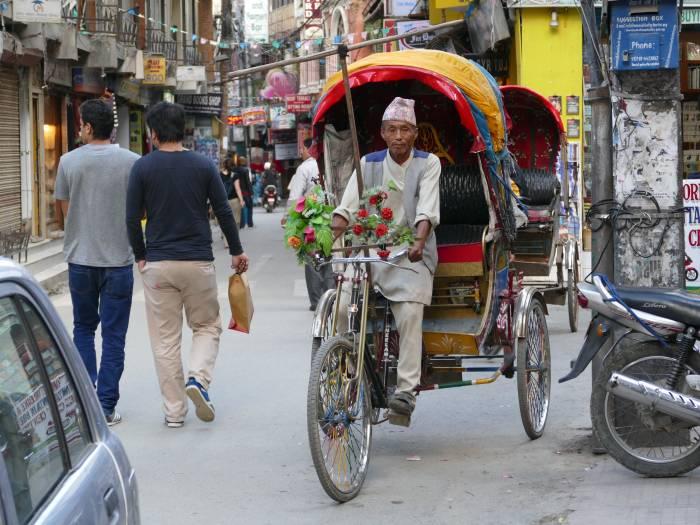 Kathmandu Annapurnarejse