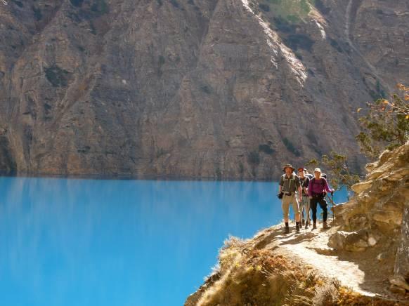 Phoksumdosøen Upper Dolpa