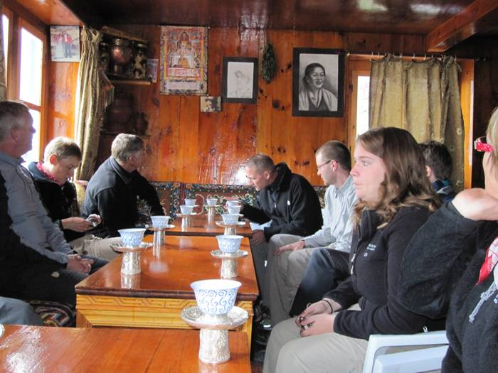 Namche Everest-Inn Lodge.