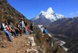 Aktive rejser - vandreferie og trekking