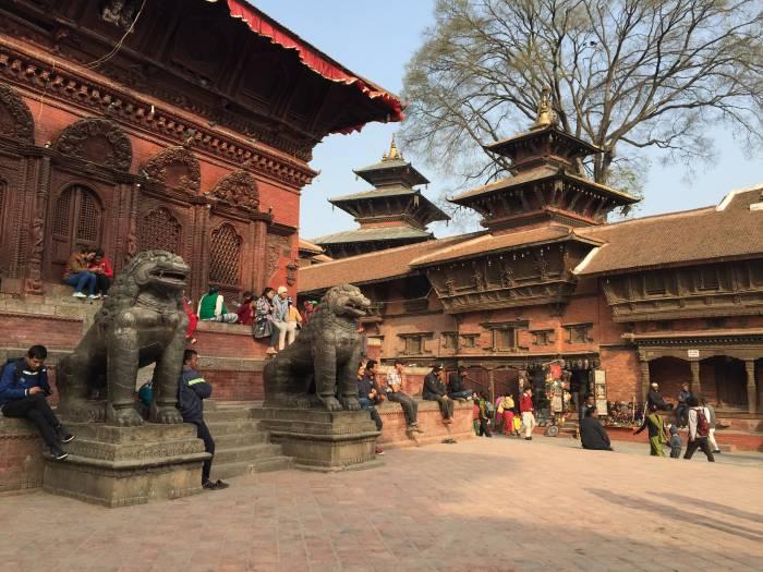 Flyrejse Kathmandu