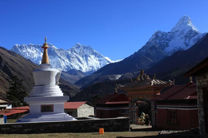 Tengpoche, Thyangboche