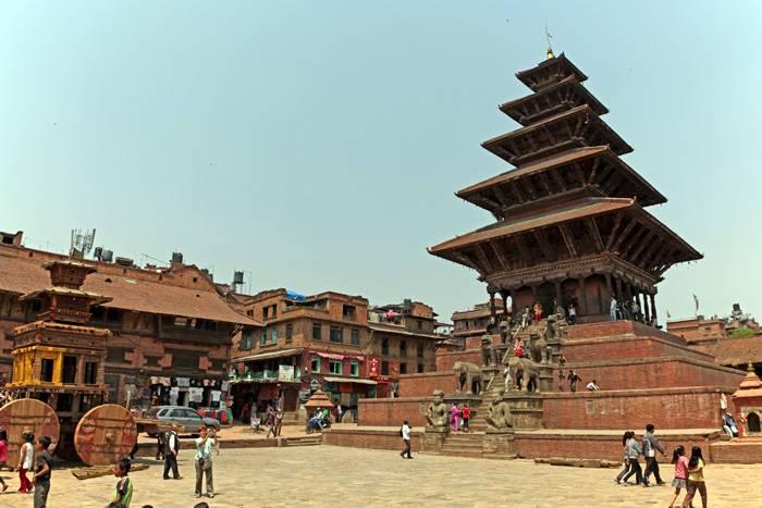 Bhaktapur-rejse