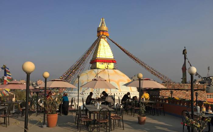 Kathmandu byrundtur