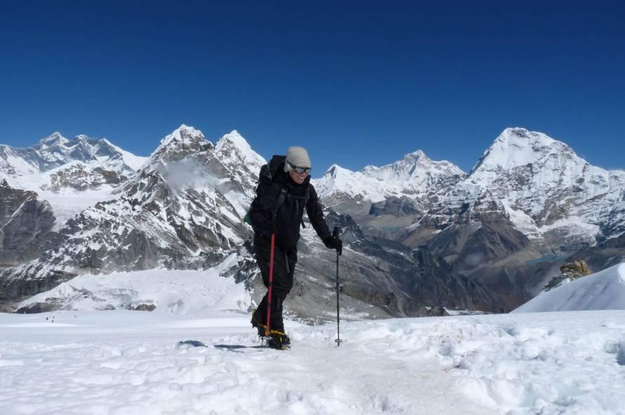 Ekspeditioner og Bjergbestigning