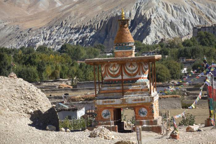 Mustang - Chhusang 2.920 meter