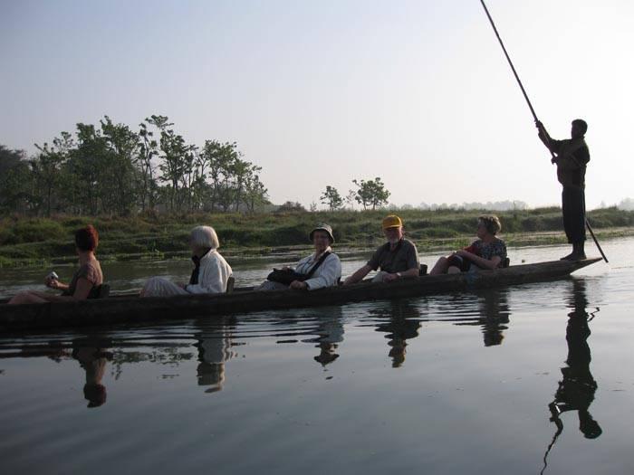 Chitwan-safari