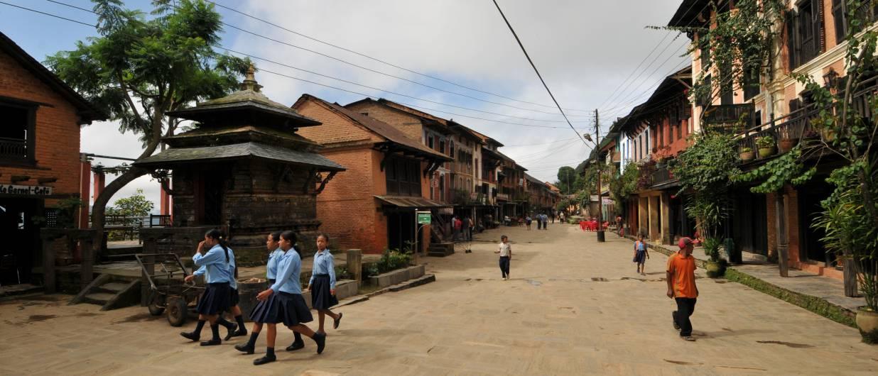 Rejser Asien Nepal Bhutan og Nepal