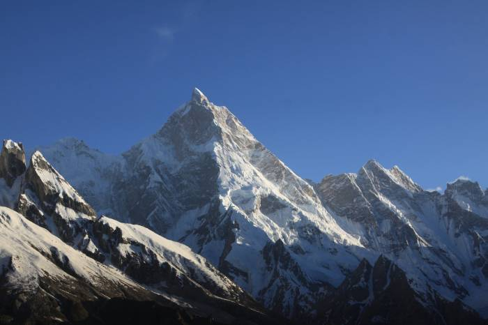 Goro, Masherbrum
