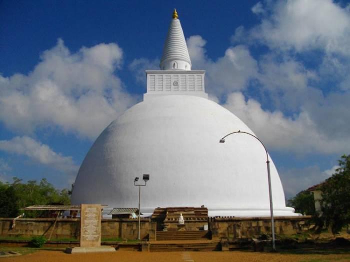 Anuradhapuras arkæologiske vidundere