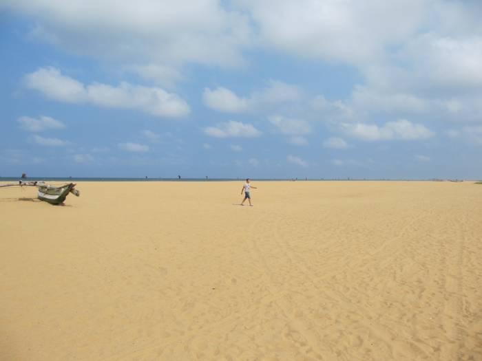 Negombo-stranden