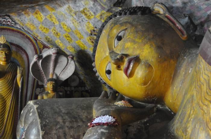 Dambulla - Kandy