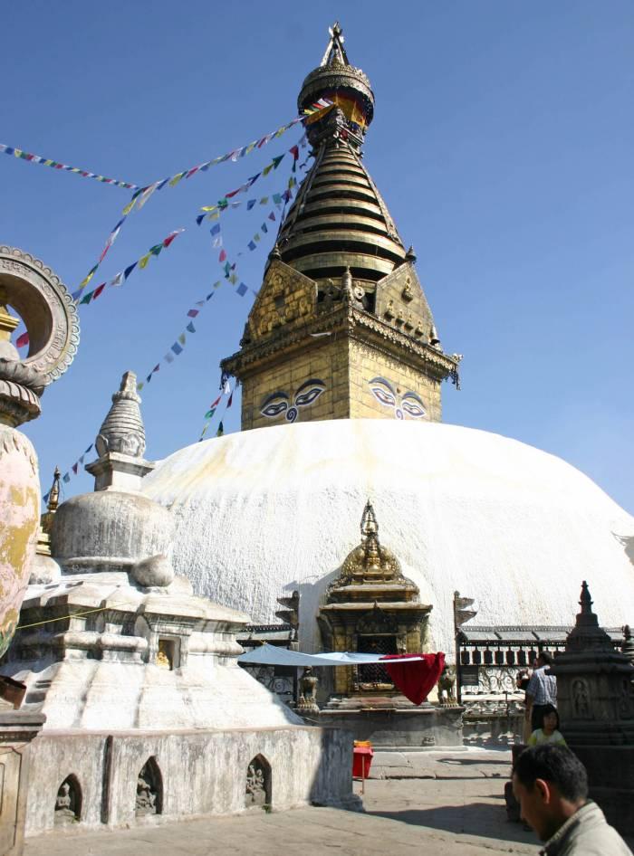 Kathmandu-Lhasa-rejse