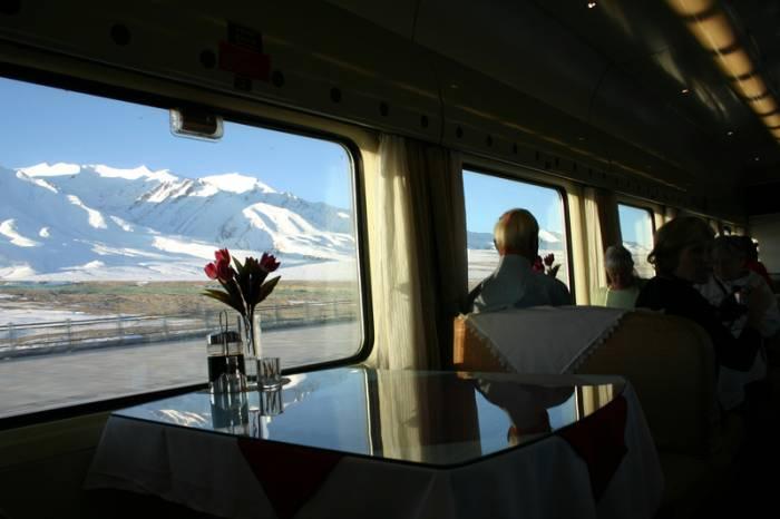 Tibet tog