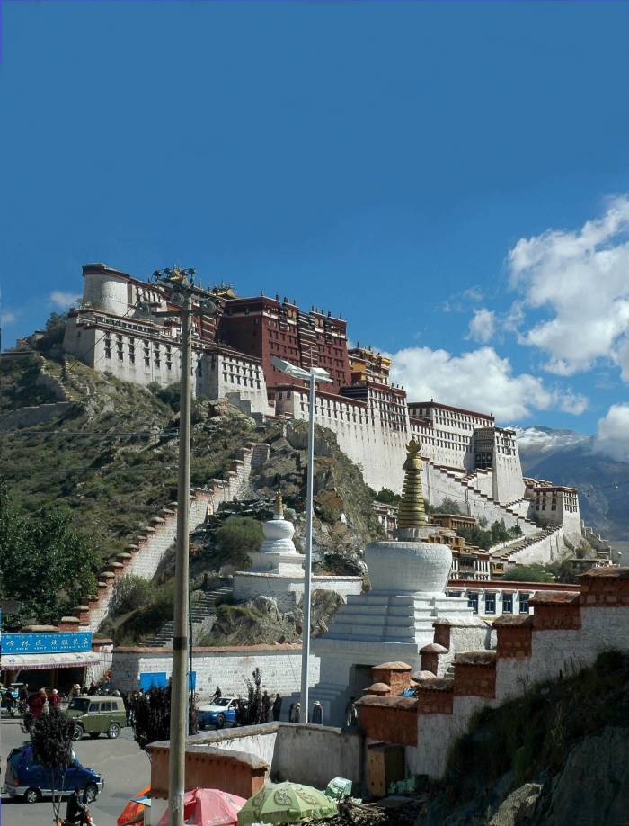 Lhasa-Potala