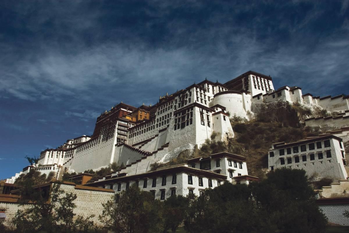 Tibet og Nepal