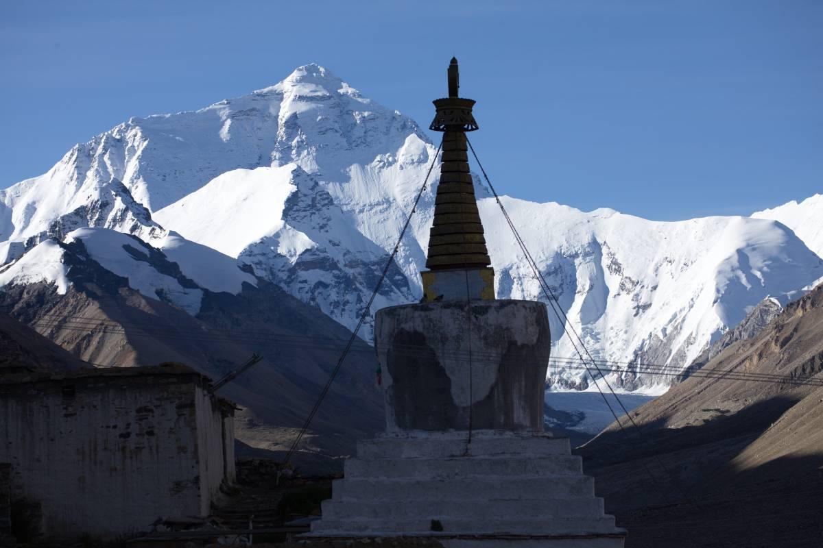 Tibet - Over alle bjerge til Lhasa