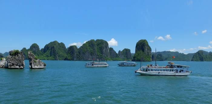 Vietnam-togrejse