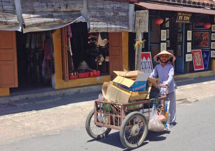 Vietnamrejser