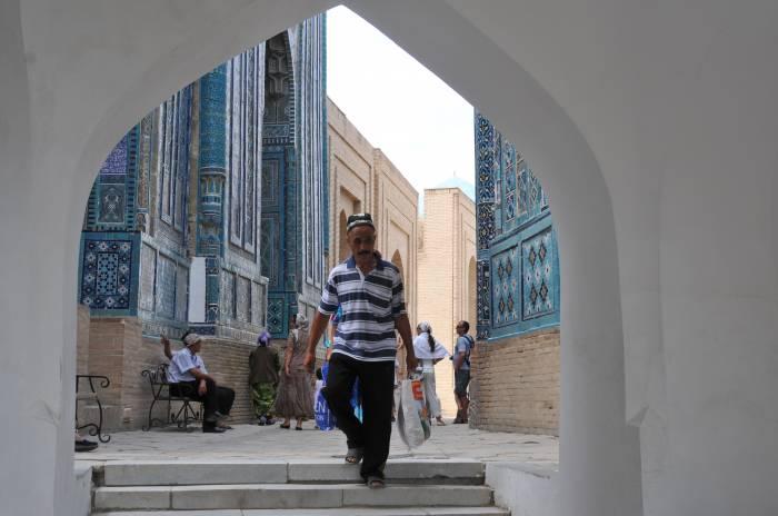 Usbekistan rejse